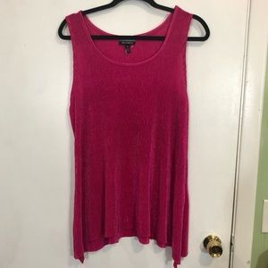 Allison Brittany Pleated Tank